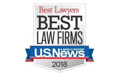 The Best Lawyers in America 2018