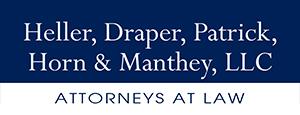 Heller, Draper, Patrick, Horn & Manthey, L.L.C. Logo
